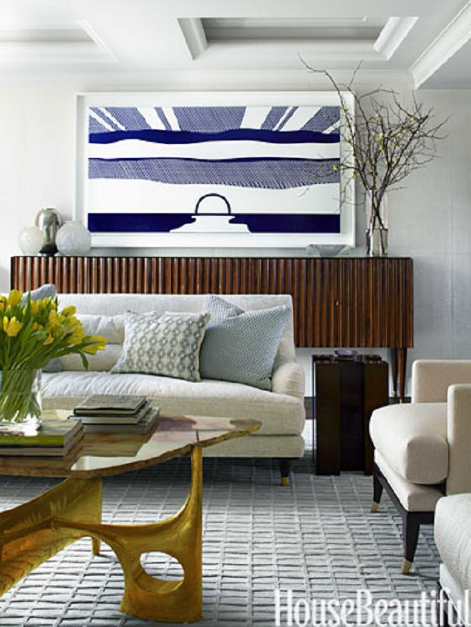 Stunning Design In A Ny Apartment By Phoebe And James Howard