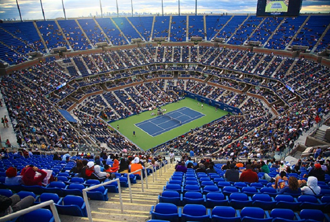 Ashe Stadium - US Open Tennis What to do in New York during this summer? What to do in New York during this summer? 012