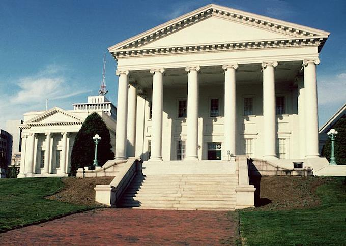 Virginia State Capitol, Richmond, Virginia (1788) by Thomas Jefferson MUST-SEE: TOP 10 BUILDINGS IN AMERICA THAT CHANGED THE HISTORY  MUST-SEE: TOP 10 BUILDINGS IN AMERICA THAT CHANGED THE HISTORY  Virginia State Capitol Richmond Virginia 1788 by Thomas Jefferson
