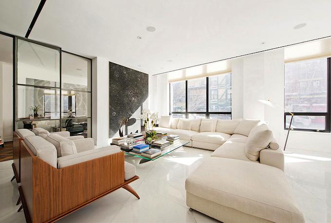 Elegant townhouse in New York for $ 20 million1