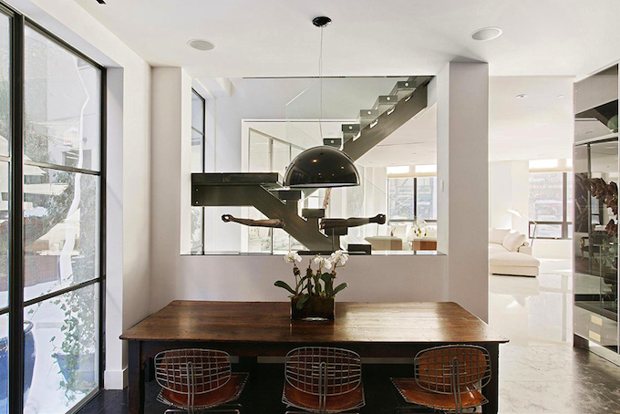 Elegant townhouse in New York for $ 20 million3