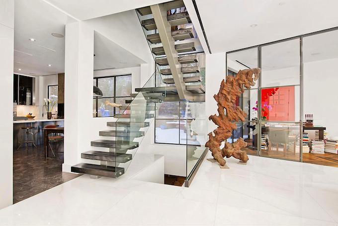 Elegant townhouse in New York for $ 20 million5