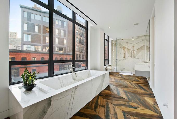 Elegant townhouse in New York for $ 20 million7