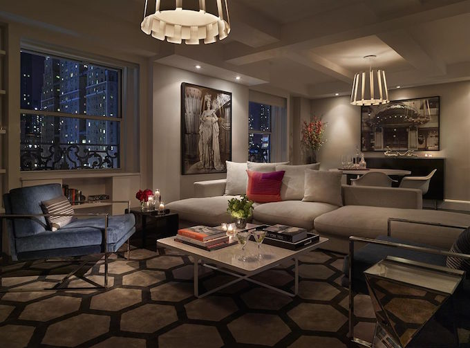 Paramount Hotel Edgy Elegance Near Times Square Nyc