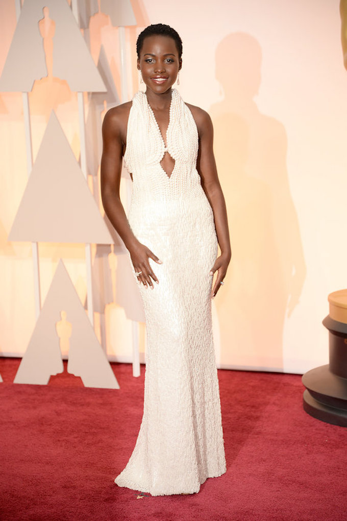 lupita-nyongo-oscars-red-carpet-2015 Oscars 2015: The Best Dressed Celebrities on the Red Carpet Oscars 2015: The Best Dressed Celebrities on the Red Carpet lupita nyongo oscars red carpet 2015