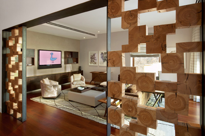 Apartment in New York by Betty Wasserman