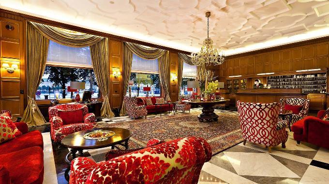 Fairmont Hotel Luxurious suites by BRABBU Fairmont Hotel Luxurious suites by BRABBU Fairmont Hotel Luxurious suites by BRABBU 27
