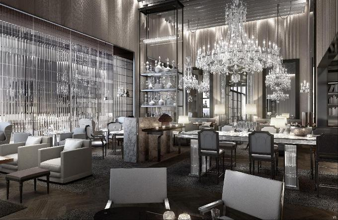 Baccarat Hotel in New York City: Opulence in Interior Design Baccarat Hotel in New York City: Opulence in Interior Design Baccarat Hotel in New York City: Opulence in Interior Design 22