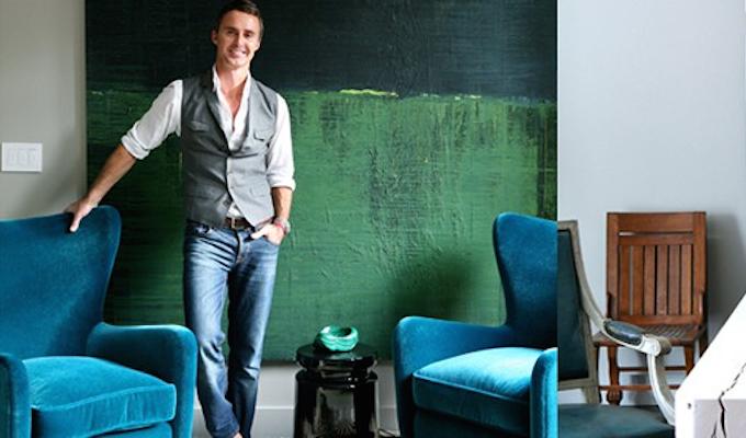 Top Interior Designer | Antony Todd Interior Antony Todd | Top Interior Designer CAPA TODD1