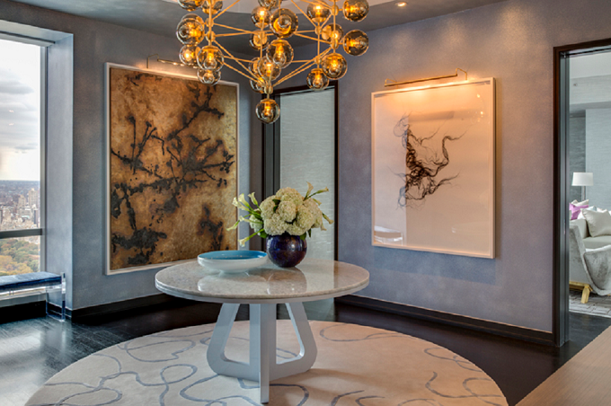 Top interior designer jamie drake for Top interior design firms in nyc