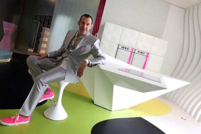 KARIM RASHID | Top Interior Designer Karim Rashid KARIM RASHID | Top Interior Designer karim rashid ambiental 680x453