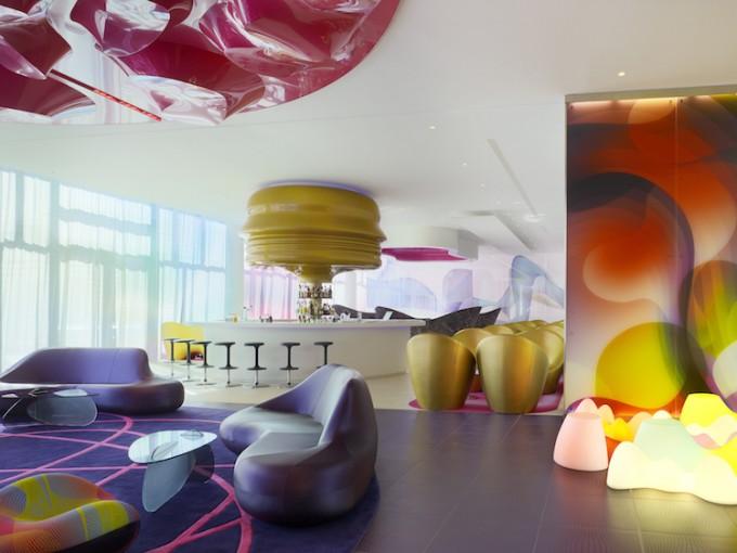 KARIM RASHID | Top Interior Designer Karim Rashid KARIM RASHID | Top Interior Designer nhow hotel 24