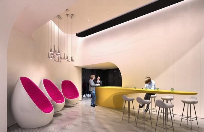 KARIM RASHID | Top Interior Designer Karim Rashid KARIM RASHID | Top Interior Designer top interior designers karim rashid gallery hospitality telaviv