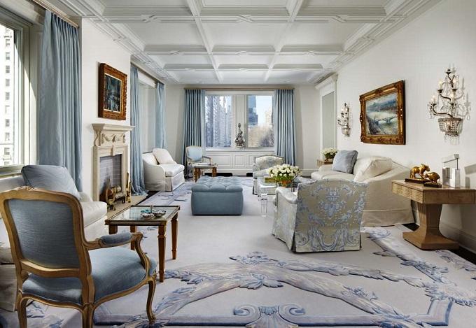 geoffrey bradfield - a sherry-netherland apartment