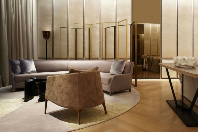 Ny Interior Designers Top 25 Projects By Yabu Pushelberg