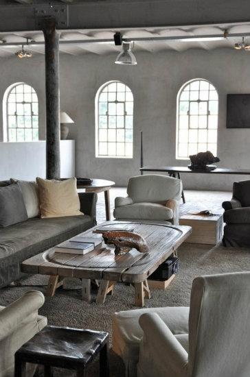 Axel-Vervoordt-Living-room-design inspiring projects by alex vervoordt Inspiring Projects by Alex Vervoordt Axel Vervoordt Living room design