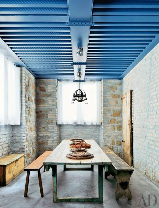 Alex Vervoordt's Dining Room Inspirations inspiring projects by alex vervoordt Inspiring Projects by Alex Vervoordt Best interior designers top interior designer axel vervoordt 46 520x680