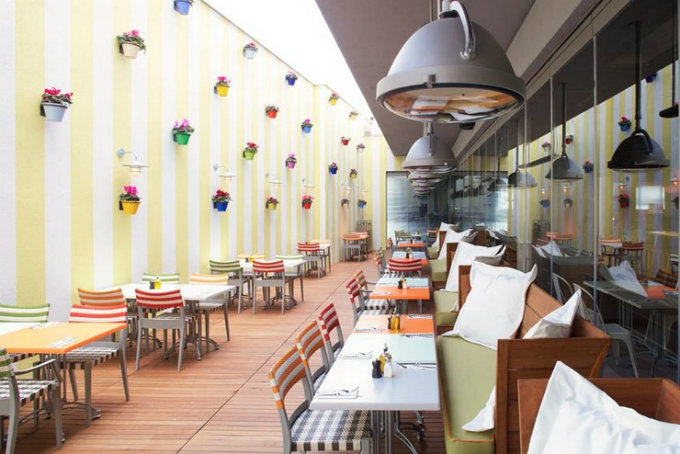 Best interior design projects by philippe starck